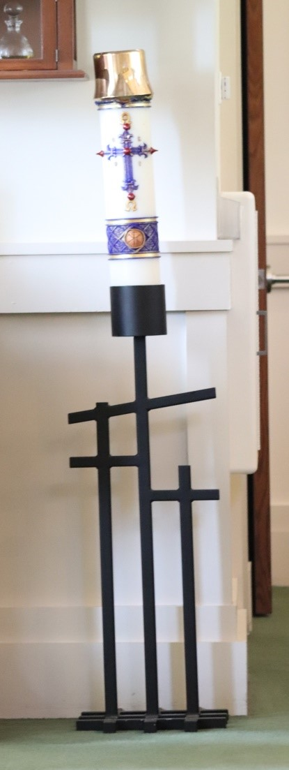 Easter Candle Stand